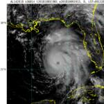 Michael osiągnął 4 kategorię. Najsilniejszy huragan w historii obserwacji na Floryda Panhandle