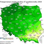 Po zimnej niedzieli powrót 20-stopniowych temperatur