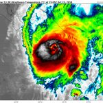 Huragan Willa szybko słabnie. Silny Tajfun Yutu na Pacyfiku NW