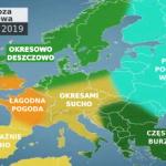 Zróżnicowana pogodowo wiosna według prognozy sezonowej