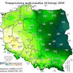 Nowy tydzień z ciepłym przedwiośniem, choć później będzie chłodniej