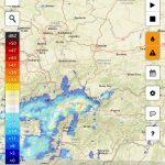 Analiza prognoz i warunków podczas burzy 22.08.2019